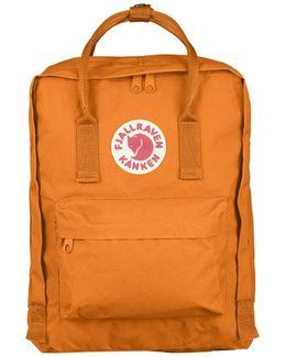 Kanken Burnt Orange Men's Backpack In Orange