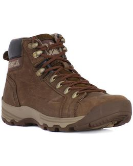 Supersede Stone Men's Mid Boots In Multicolour