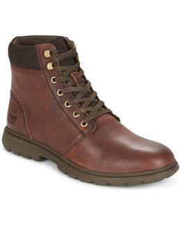 Nyles Men's Mid Boots In Brown