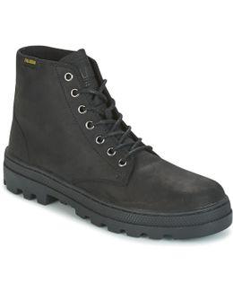 Pallabosse Mid Men's Mid Boots In Black