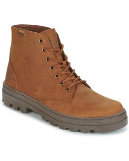 Pallabosse Mid Men's Mid Boots In Brown