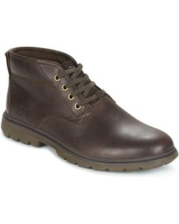 Trenton Men's Mid Boots In Brown