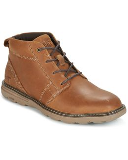 Trey Men's Mid Boots In Brown