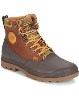 Sport Cuff Wp 2.0 Men's Mid Boots In Grey