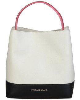 E1vpbbe6_75604_mhb Women's Messenger Bag In White