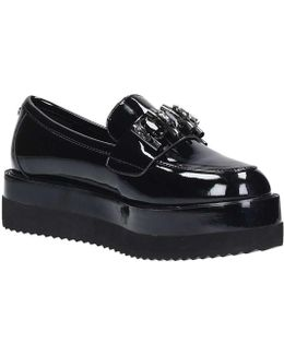 Flmai3 Ele14 Loafers Women's Loafers / Casual Shoes In Black