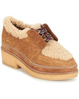 Neijang Women's Casual Shoes In Brown