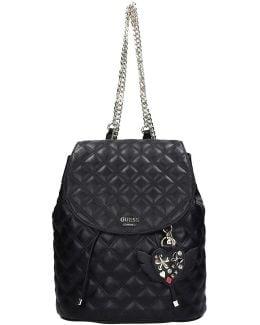 Hweg66 85320 Backpack Women's Backpack In Black