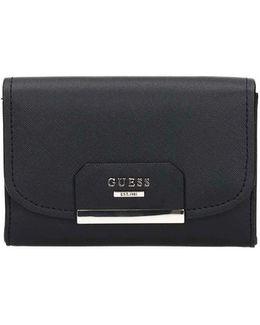 Swvg66 83390 Wallet Women's Purse Wallet In Black