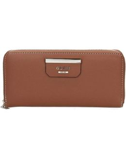 Swvg66 83460 Wallet Women's Purse Wallet In Brown