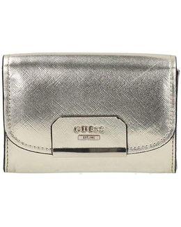 Swvg66 83390 Wallet Women's Purse Wallet In Gold