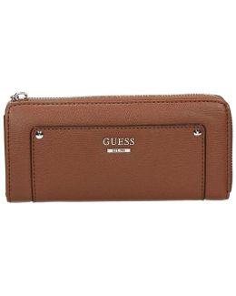 Swvg66 90520 Wallet Women's Purse Wallet In Brown