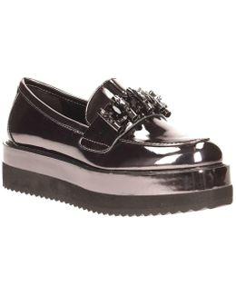Flmin3 Lel13 Lace-ups Women's Casual Shoes In Brown