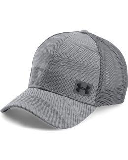 Blitz Trucker Cap - Steel Men's Cap In Grey