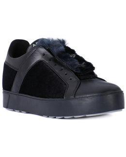 Ramona Nero Women's Shoes (trainers) In Multicolour