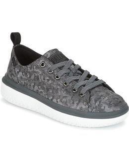 Crushion Lace Camo Women's Shoes (trainers) In Grey