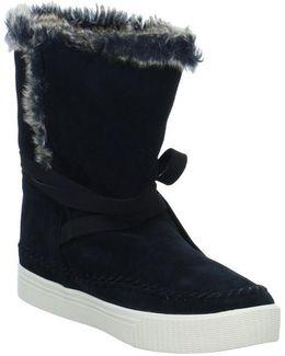 Vista Women's Snow Boots In Black