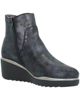 Eclipse 2 Women's Low Ankle Boots In Black
