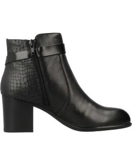 Molly 2 Women's Low Ankle Boots In Black