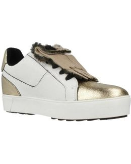 Rsw02 Women's Shoes (trainers) In White