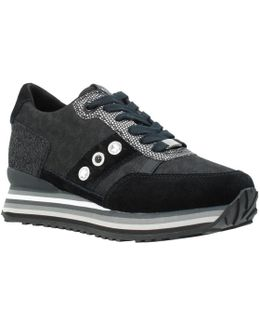 Renee Women's Shoes (trainers) In Black
