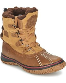 Iceland Women's Snow Boots In Brown