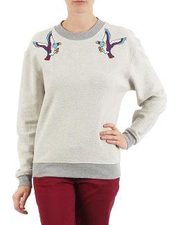 Teaven Women Women's Sweatshirt In Grey
