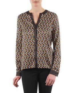Blouse Women's Shirt In Multicolour