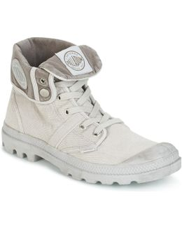 Baggy Pallabrousse Men's Mid Boots In Grey