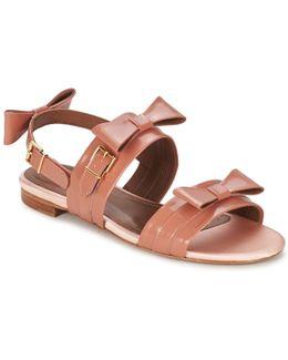 668124-40 Women's Sandals In Brown
