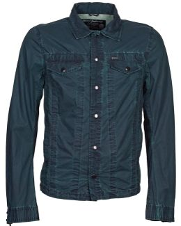 J-xochill Men's Denim Jacket In Blue