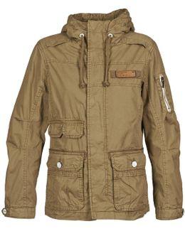 Utility Women's Coat In Beige