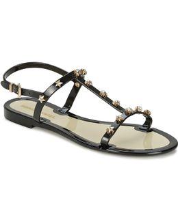 663180-t Women's Sandals In Black