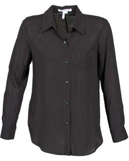616747 Women's Shirt In Black