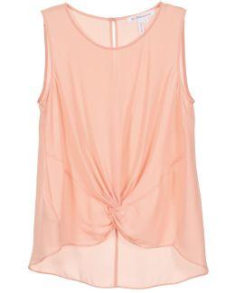 617417 Women's Blouse In Pink