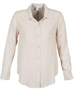616747 Women's Shirt In Beige