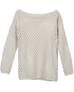 617223 Women's Sweater In Grey