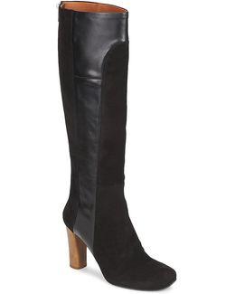 Crossy Women's High Boots In Black