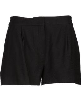 Ines Women's Shorts In Black