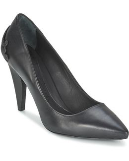 336523 Women's Court Shoes In Black