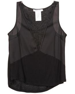 Cataline Women's Blouse In Black