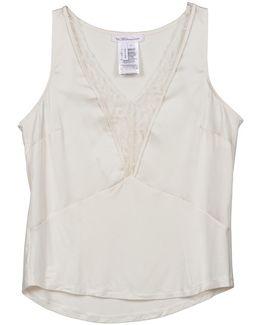 Cristina Women's Blouse In White