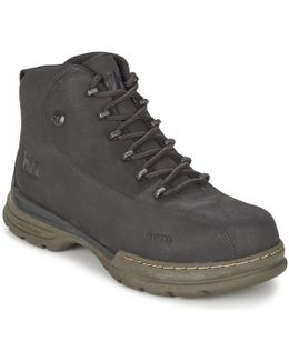 Berthed Men's Mid Boots In Black