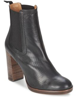 Clair Women's Low Ankle Boots In Black