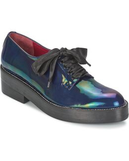 676367 Women's Casual Shoes In Blue