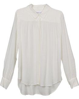 Guiomar Women's Blouse In White