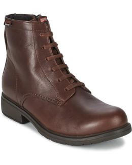 1900 Land Women's Mid Boots In Brown
