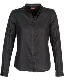 Doza Women's Blouse In Black