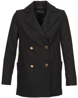 Watts Women's Coat In Black