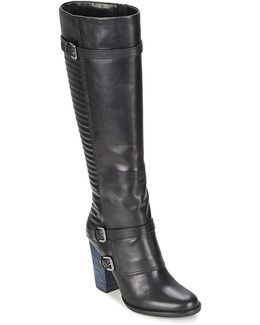 Avia Women's High Boots In Black